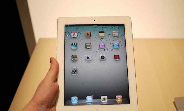 iPad 2(белый)