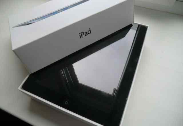 iPad 4 16gb рст с 3g полный комплект
