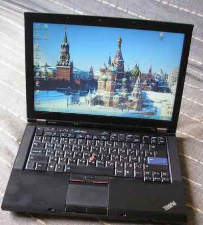 Lenovo ThinkPad T410, Core i5, DVD, Web-кам, Wi-Fi
