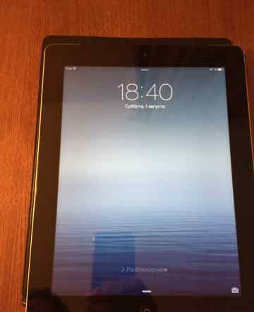 Apple iPad 3 32Gb Wi-Fi + Cellular