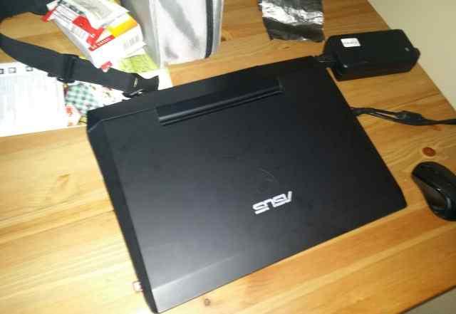 Игровой ноутбук asus rebublic of gamers