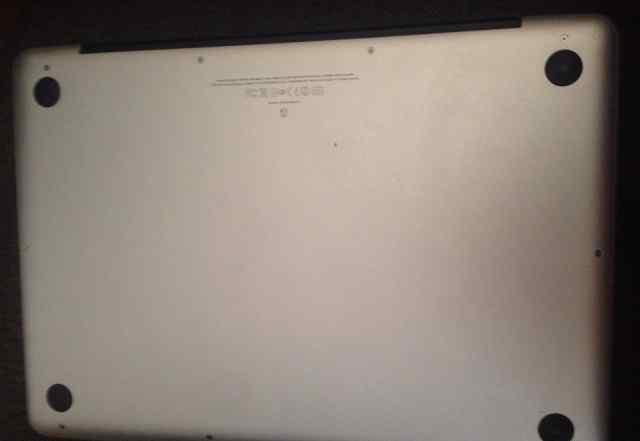 Macbook pro 13 2011 года Ростест