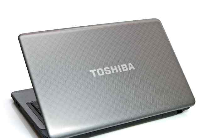 Игровой ноутбук Toshiba satellite L750-134