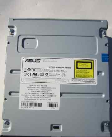 DVD-RW привод IDE asus DRW-22B3S