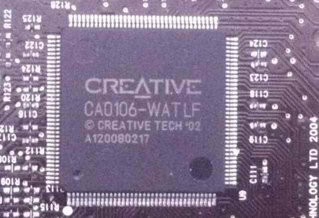 Creative Audigy SE