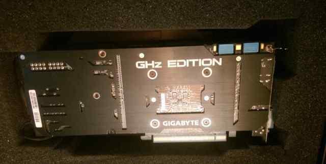 Gigabyte GTX 780 GHZ Edition 3GB