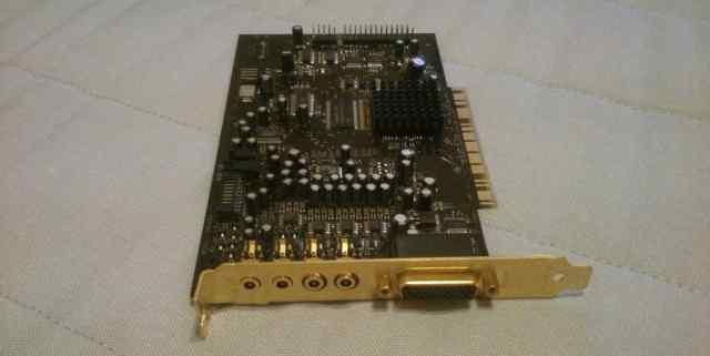 Creative Sound Blaster X-Fi Xtreme Fidelity
