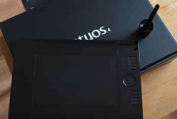 Графический планшет Wacom Intuos4 PTK-640
