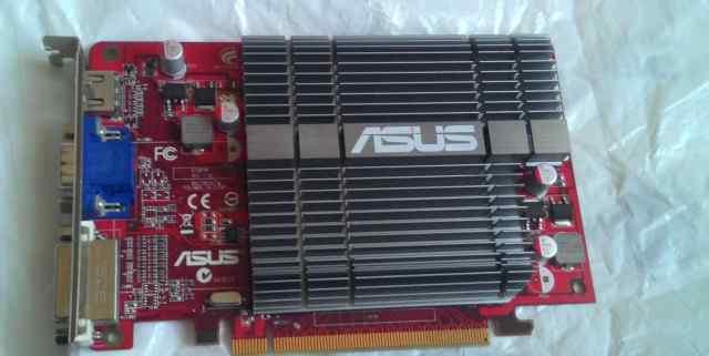 Asus Radeon HD4350 600Mhz PCI-E 2.0 1Gb 64 bit