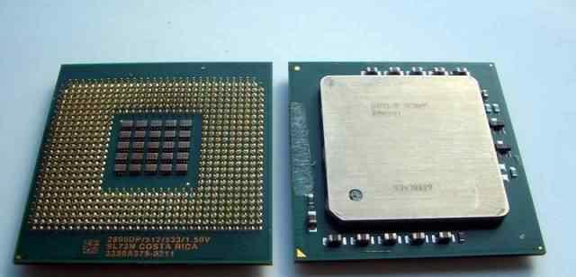 Парные процессора для сервера Intel Xeon 2800