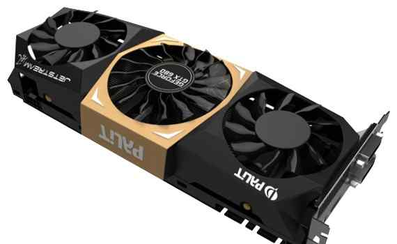 Palit Jetstream Geforce gtx 680