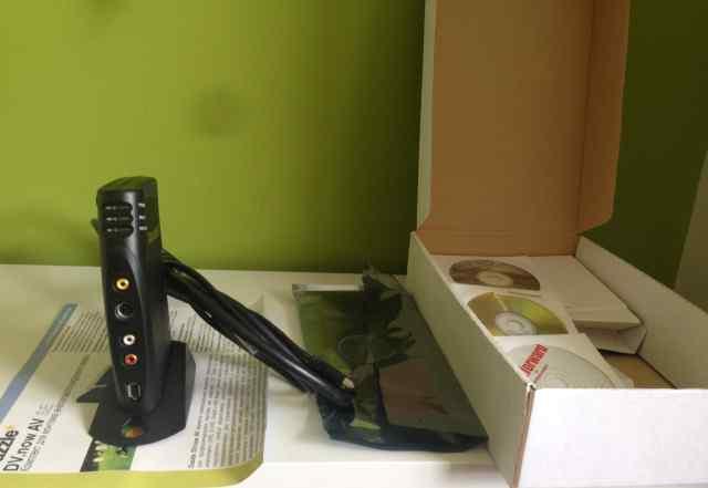 Устройство видеозахвата Dazzle DV. now AV SE