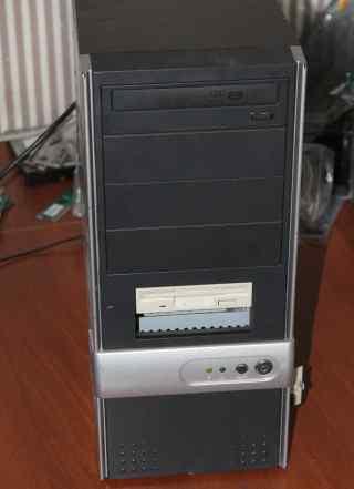 Бу компьютер 2 ядра 2 гига
