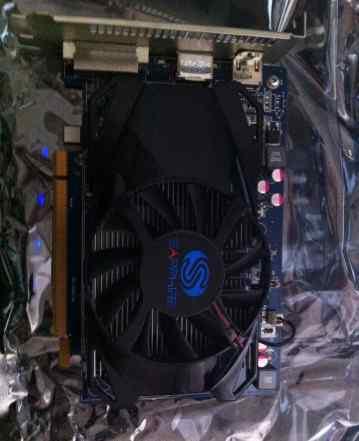 Видеокарта Sapphire Amd Radeon HD 6670