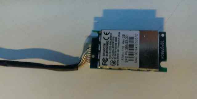 HP Bluetooth 412766-002