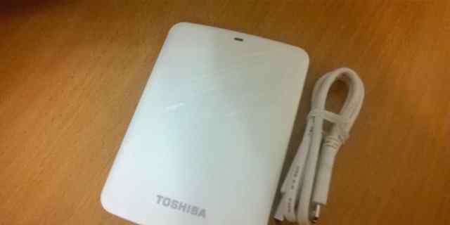 Внешний жесткий диск Toshiba 1 Tb