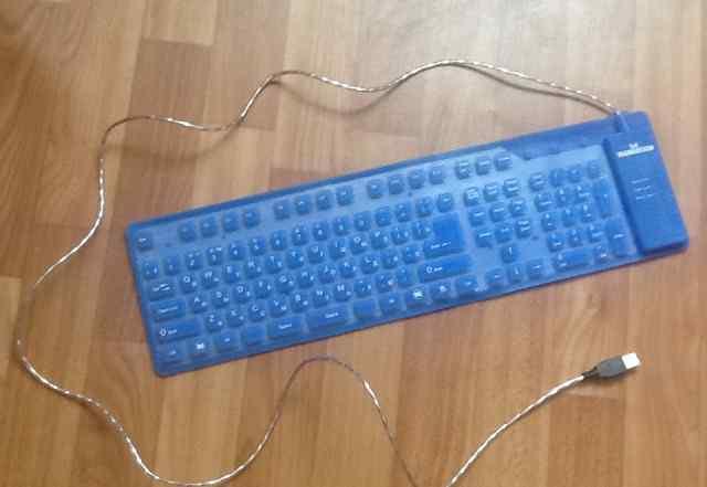 Клавиатура силиконовая Manhattan RKB-3
