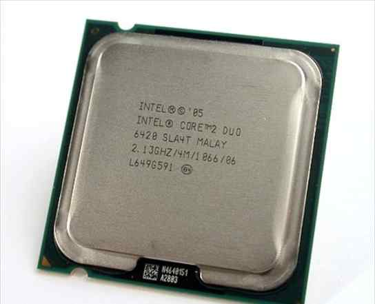 Intel Core 2 Duo E6320 Socket 775