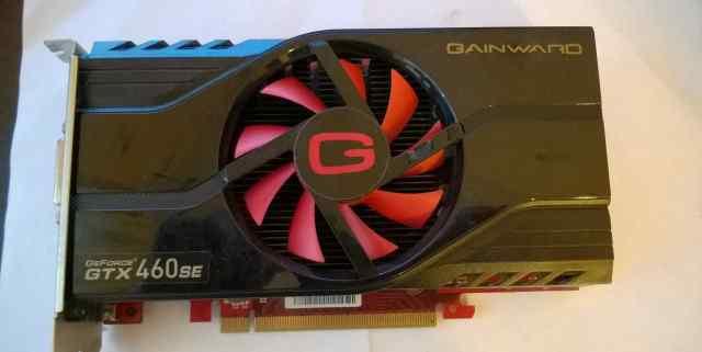 Gainward GeForce GTX 460SE 1024Mb 256 bit