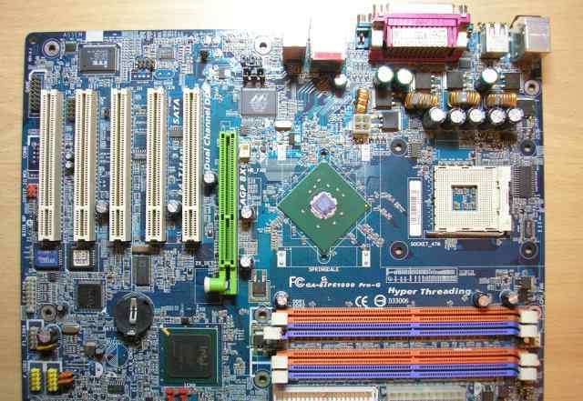 Gigabyte GA-8IPE1000 Pro-G