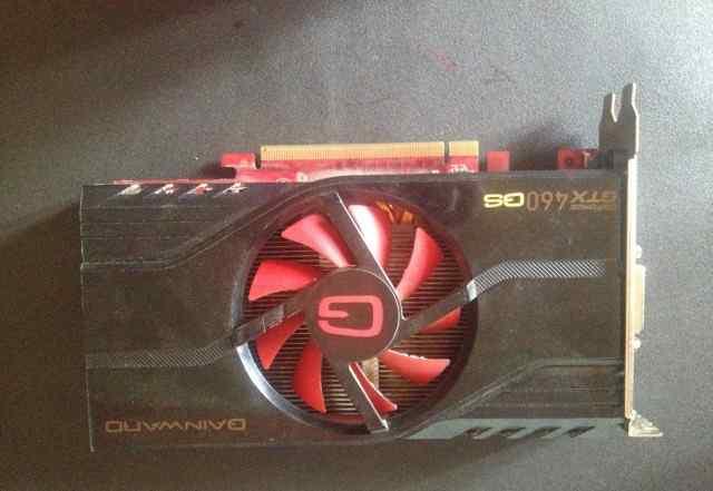 Видеокарта Gainward GeForce GTX 460 768MB gddr5