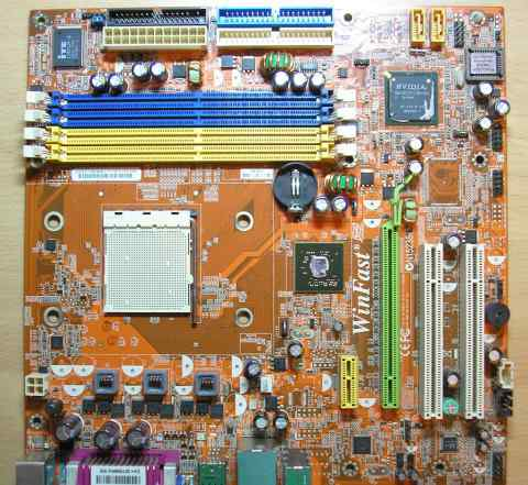Foxconn WinFast N15235