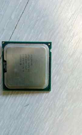 2-х ядерный процессор intel core 2 duo e6420 2.1GH