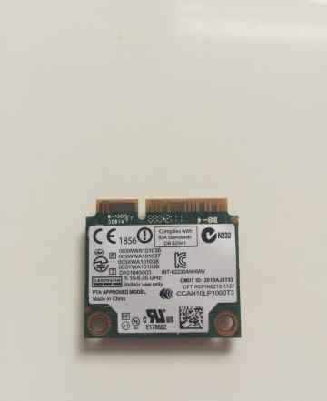 Mini PCI-e wifi a/b/g/n Intel n6230