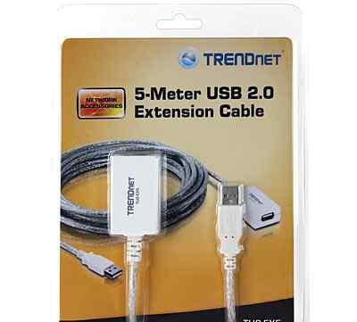 USB удлинитель Trendnet TU2-EX5