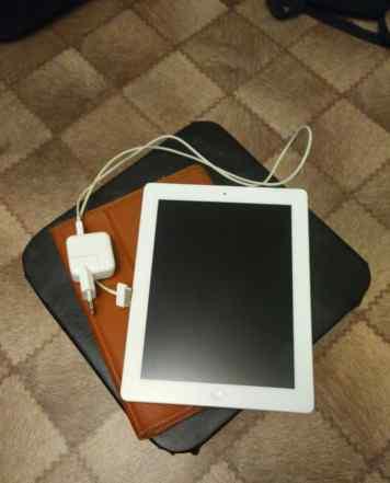 iPad 2 белый - 16Gb+ WiFi + 3G
