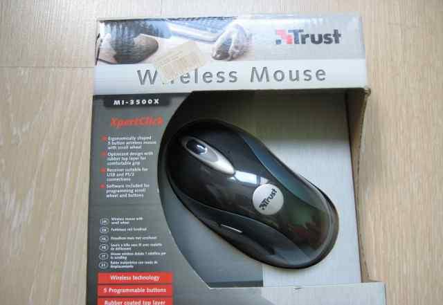Мышь беспроводная Trust
