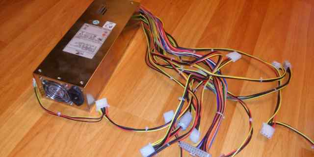 Серверный бп Emacs P2M-6600P