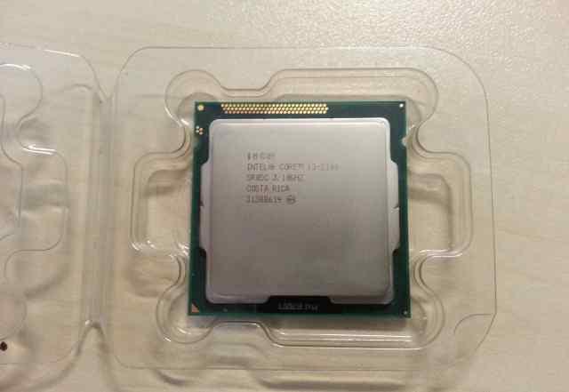 Процессор Intel Core i3-2100 (3100MHz, LGA1155)