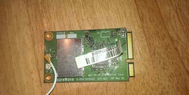 Mini PCI-E GPS Recriver Card
