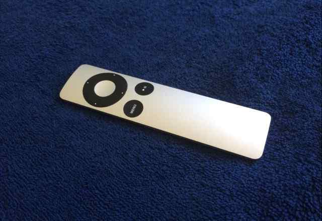 Новый пульт Apple