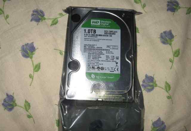 HDD 1TB Western Digital WD10eurx