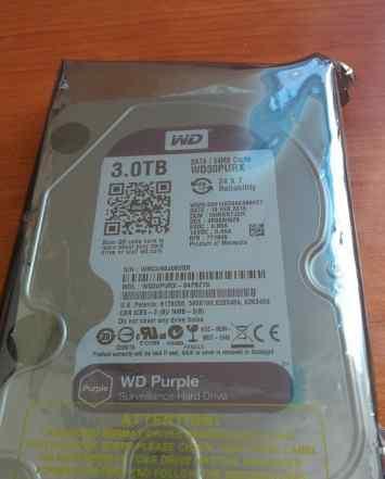 Western Digital WD30purx Новый
