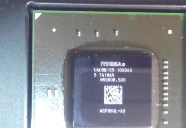Nvidia MCP89UL-A3100