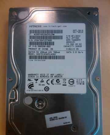 Hitachi 320Gb