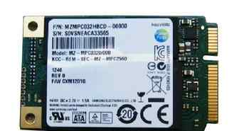 SSD mSata Samsung MZ-MPC0320/000 32Gb