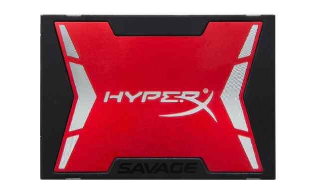 Kingston HyperX Savage 960гб SSD