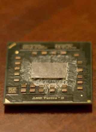 TMN570DCR23GM N570 Процессор AMD Turion II 2.7Ггц