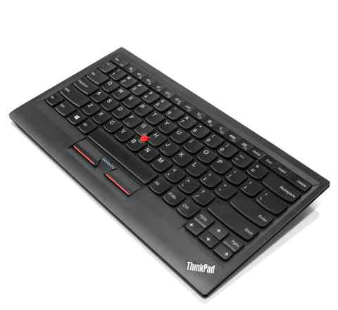 ThinkPad Compact USB Keyboard with TrackPoint Rus
