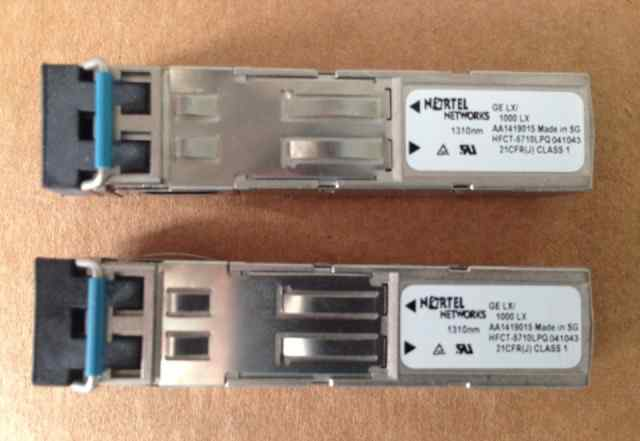 SFP модули Nortel 1000Base-BX(Bi-Directional)