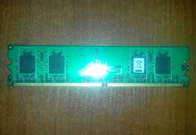 Оперативная память DDR2 256 mb