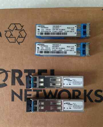 SFP модуль Nortel 1000Base-LX long wavelength 5km