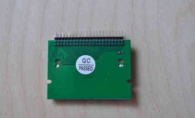 Адаптер IDE to CF card