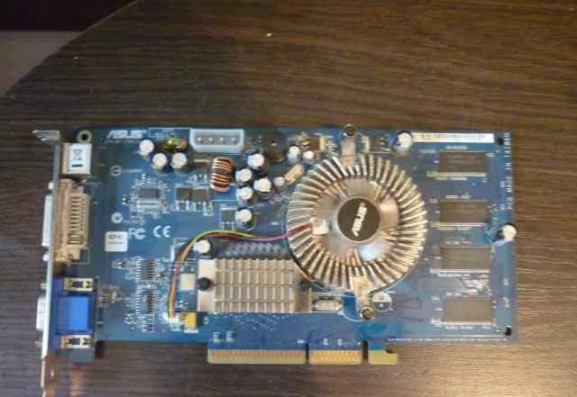 Видеокарта asus Extreme N6200GE/TD/128M/A