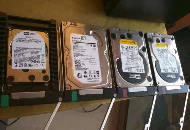 Сервер NAS Leo HS4 6TB
