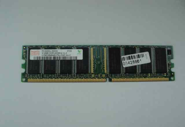 Hynix PC3200 DDR400 512Mb